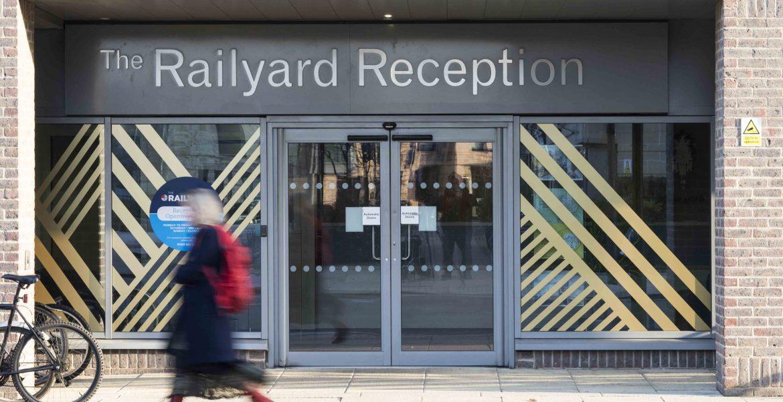 The Railyard Reception