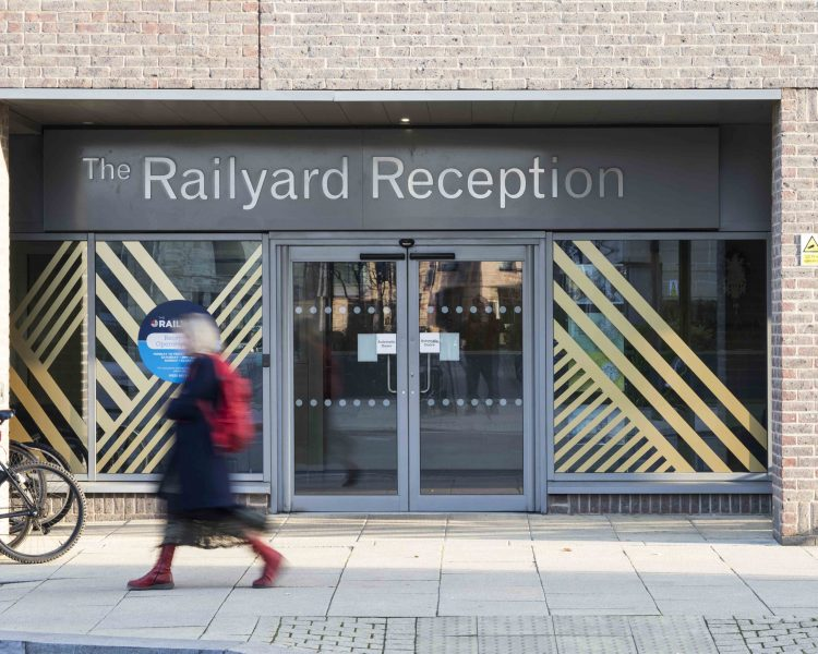 The Railyard Reception