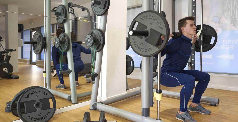 The Railyard Gym