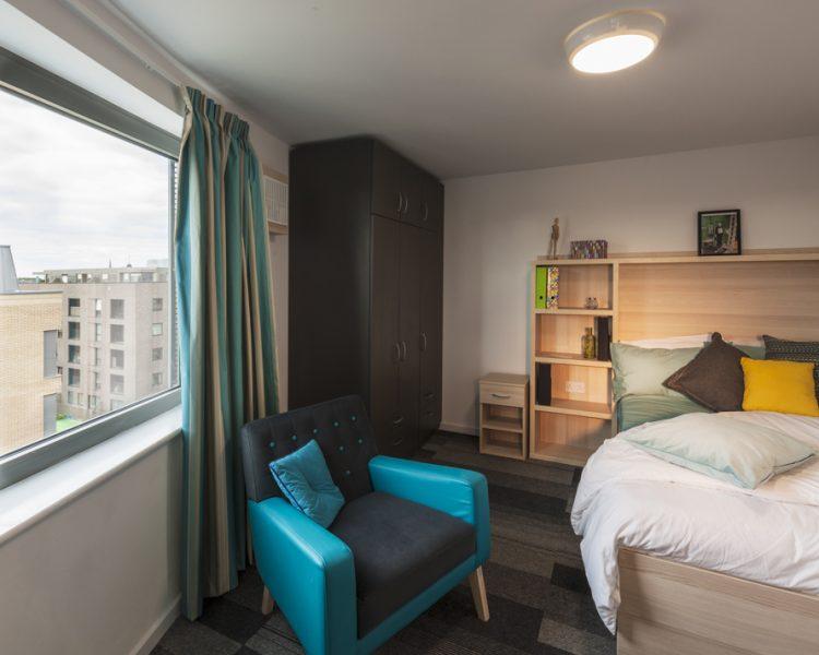 Two bedroom studio